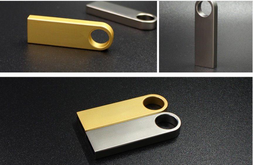Hot Sale Customized Metal USB Stick/Metal USB Flash Drive