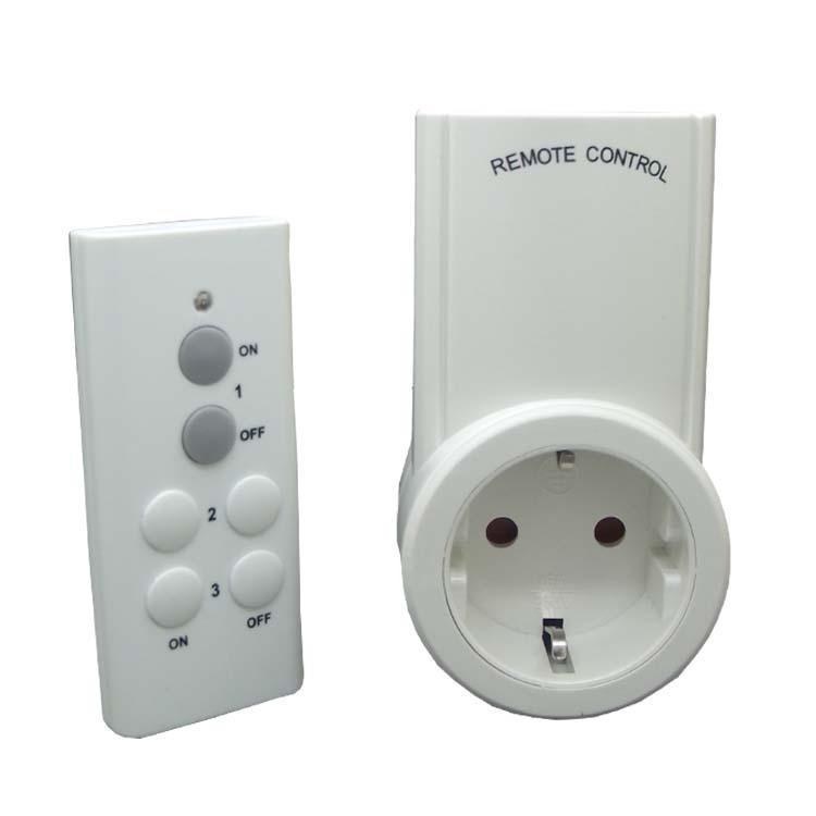 Hot Sales Wireless Remote Control Socket