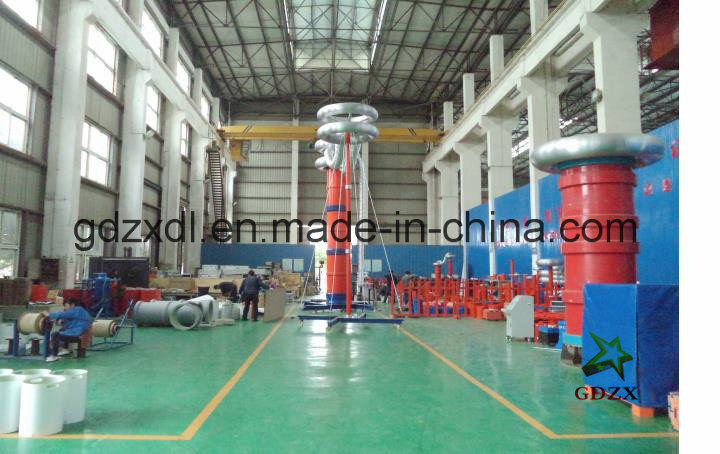AC Resonant Test System Hipot Test Withstand Voltage Test for Substation