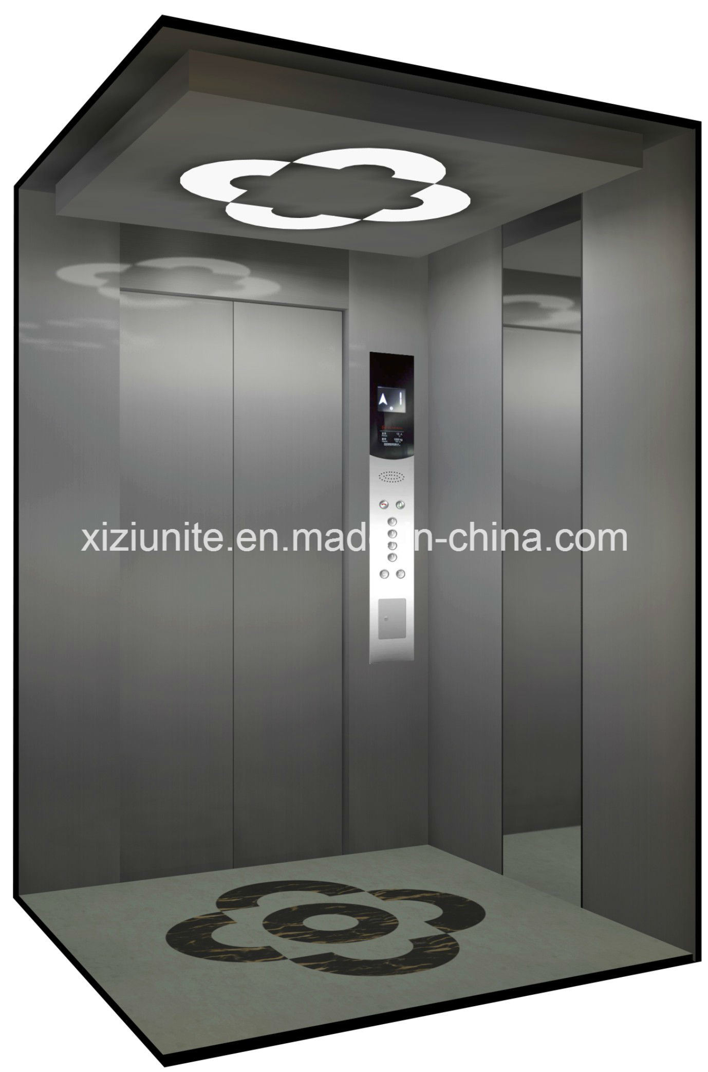 High Speed Safe & Low Noise Passenger Elevator