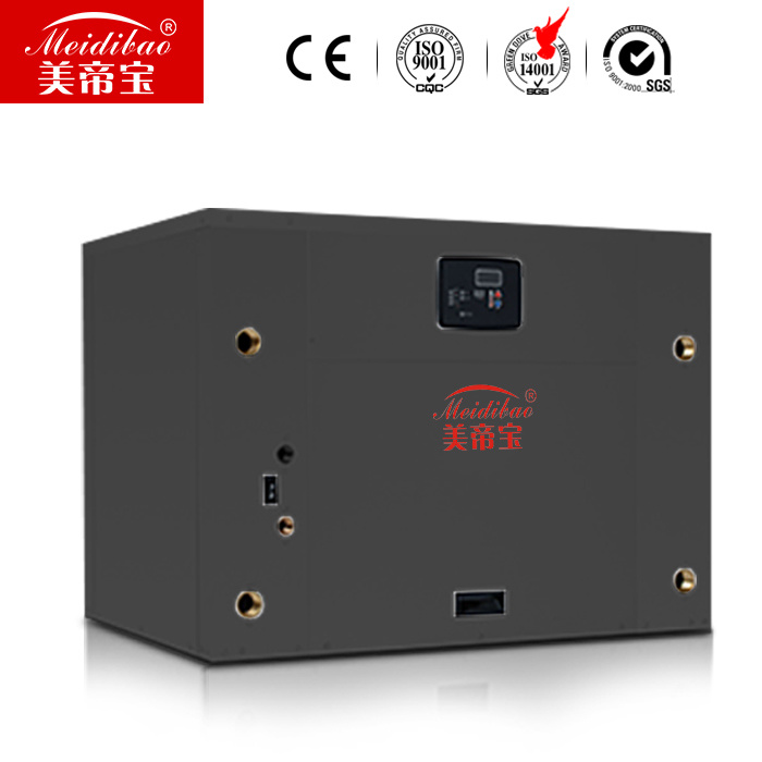 Meidibao Residential Water Source DC Inverter Heat Pump