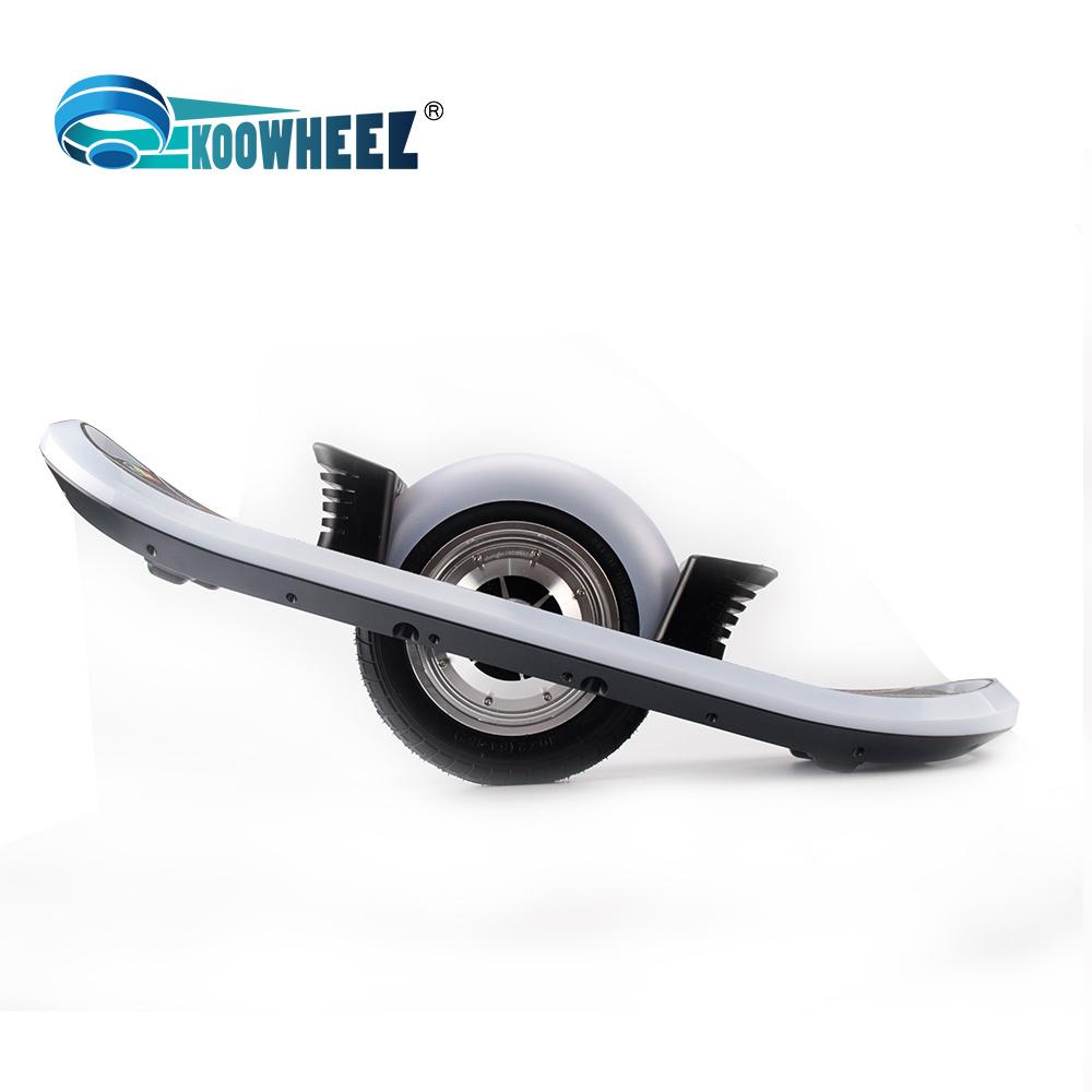 New One Wheel Smart Skateboard