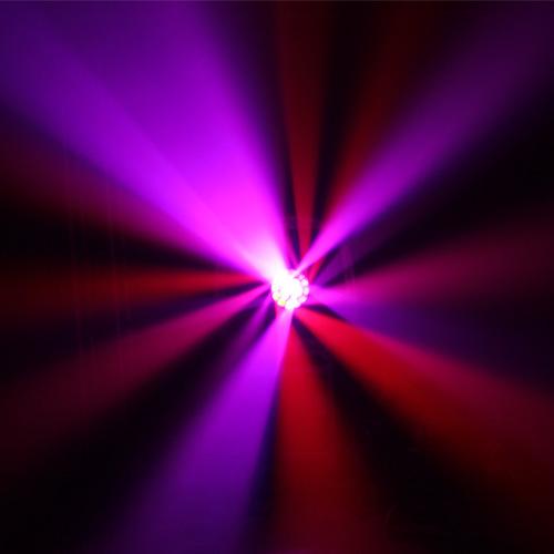 19PCS*15W RGBW 4-in-1 LED B-Eye Moving Head Light