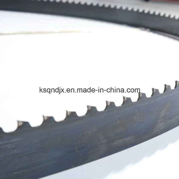Metal Cutting Band Saw Blades with High Performance