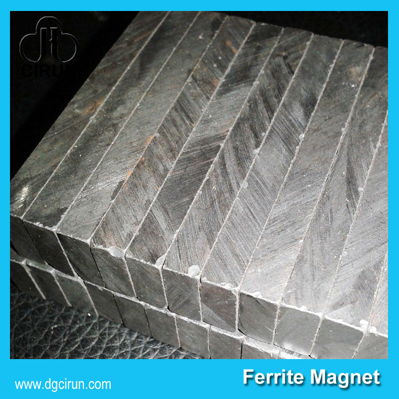 High Effiency Permanent Ferrite Block Magnets for Toys