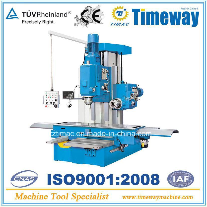 Universal Vertical/Horizontal Boring & Milling Machine