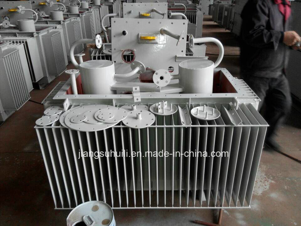 Corrugated Tanks of Distribution Transformer