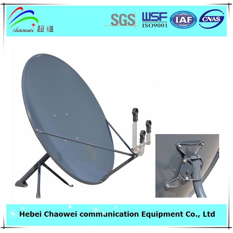 Satellite Dish Antenna 90cm Satellite TV Receiver