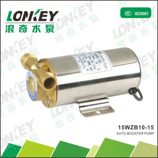 Automatic Household Booster Pump, Family Used Pump