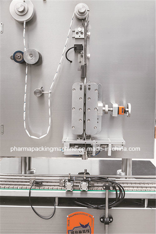High-Speed Pharmaceutical Desiccant Inserting Machine