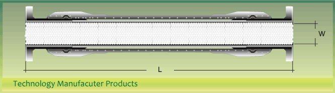 Ceramic Lined Hose for Power Plant and Dredging (SDH-001)