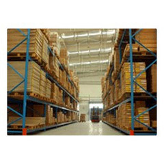 Storage Pallet Racks and Logistic Equipment for Modern Warehouse