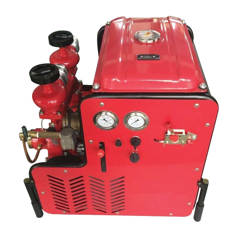 Bj-22A-2 Fire Pump with Gasoline Engine