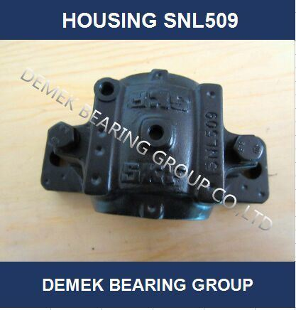 SKF Split Plummer Block Housing Snl Series Snl509