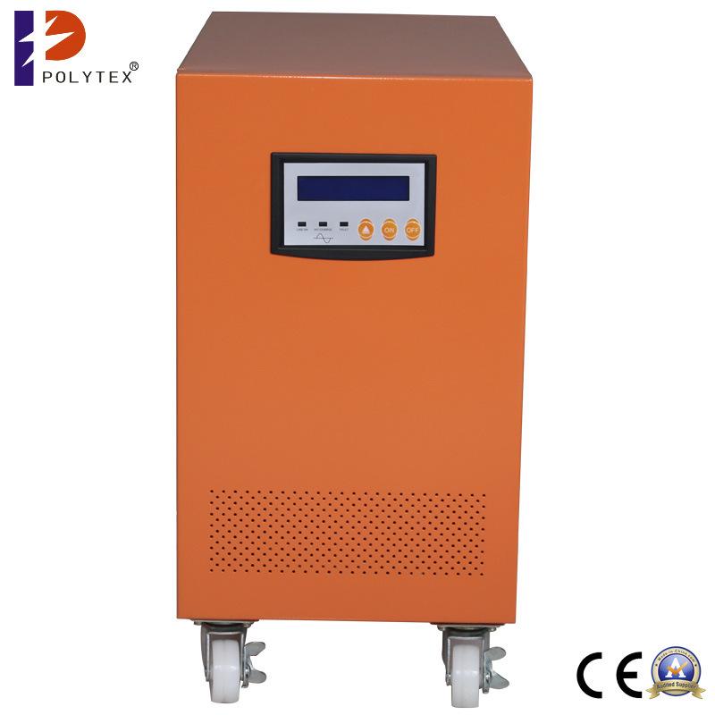 Generator Compatible CPU Controlled Solar Inverter 6kw 50Hz