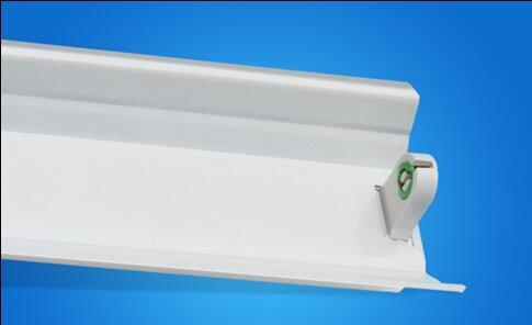 1.2m T8 LED Single Tube Lighting Fixture with Cover