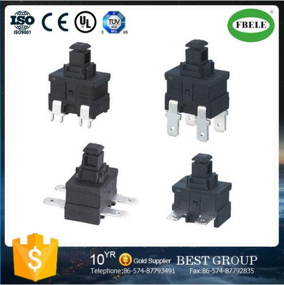 China Push Button Micro Switch
