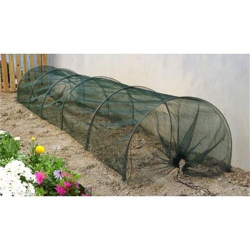 Garden Tunnel with Nylon Net Cover