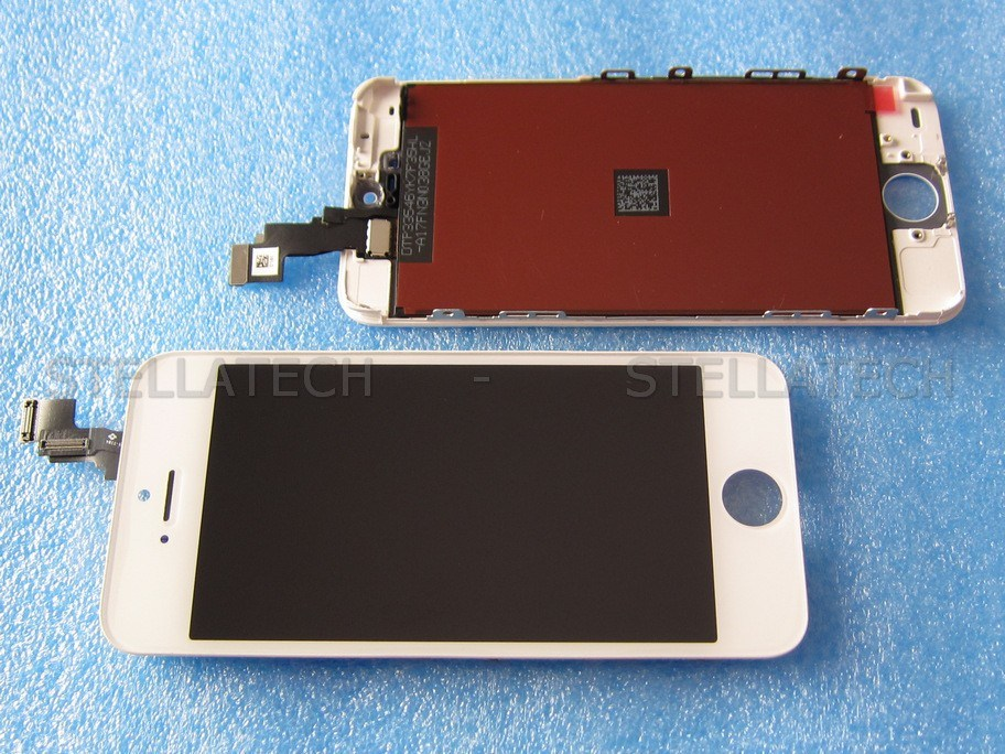 Mobile/Cell Phone LCD Screen Accessories for iPhone 5c Complete