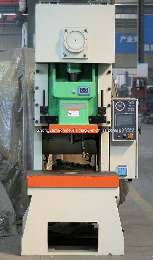C Frame Pneumatic Power Press (punching machine) , Jh21-160ton