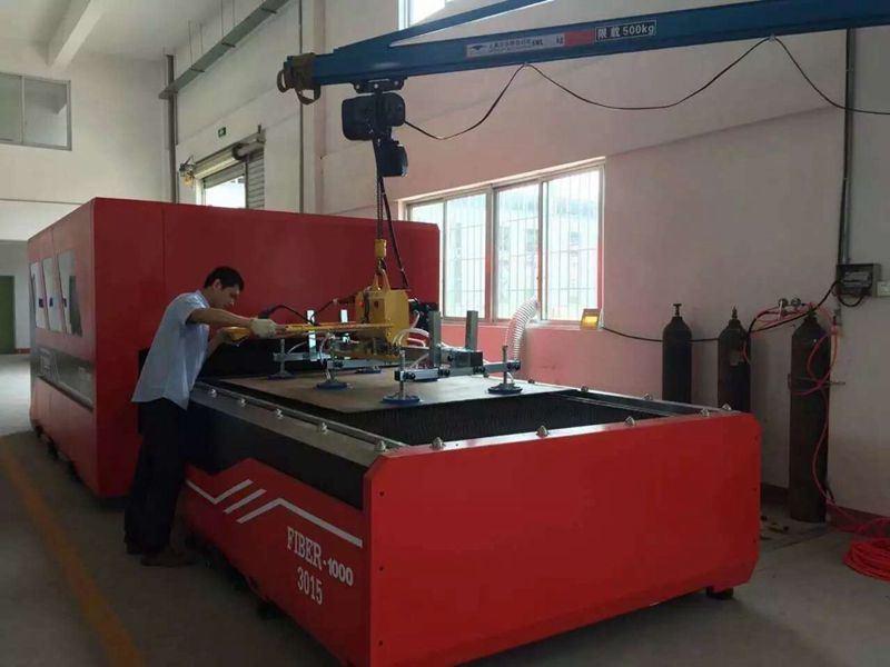 Capacity 500kg Vacuum Lifter Manufacturers
