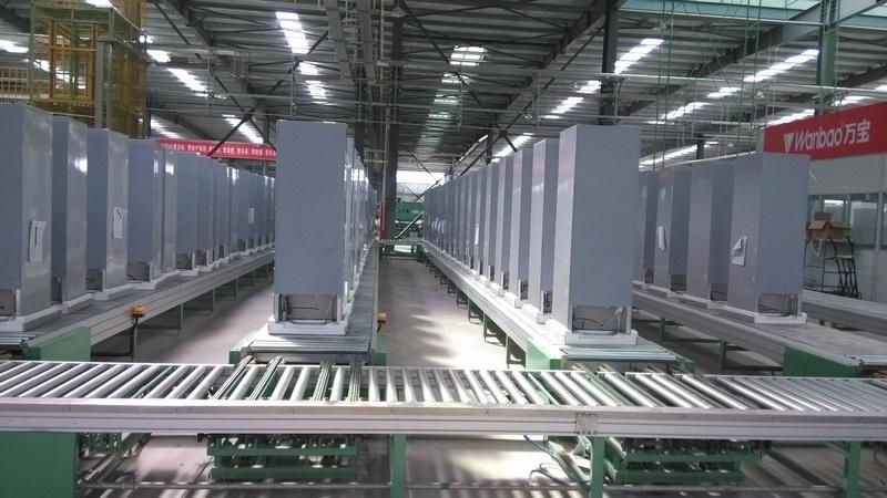 Refrigerator/ Fridge Assembly Line