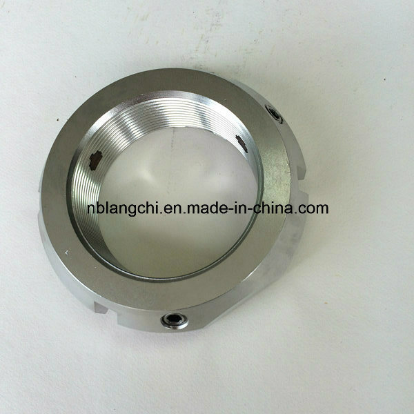 Stainless Steel Ss 303 Fasten Locking Screw Nuts