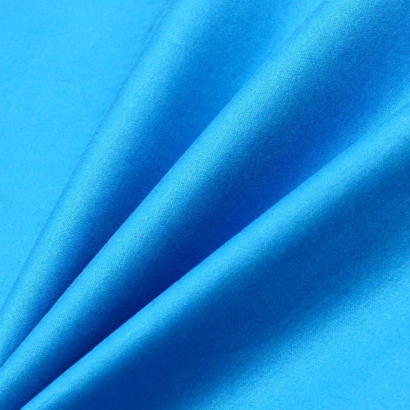 Satin Spandex Cotton Fabric of High Quality