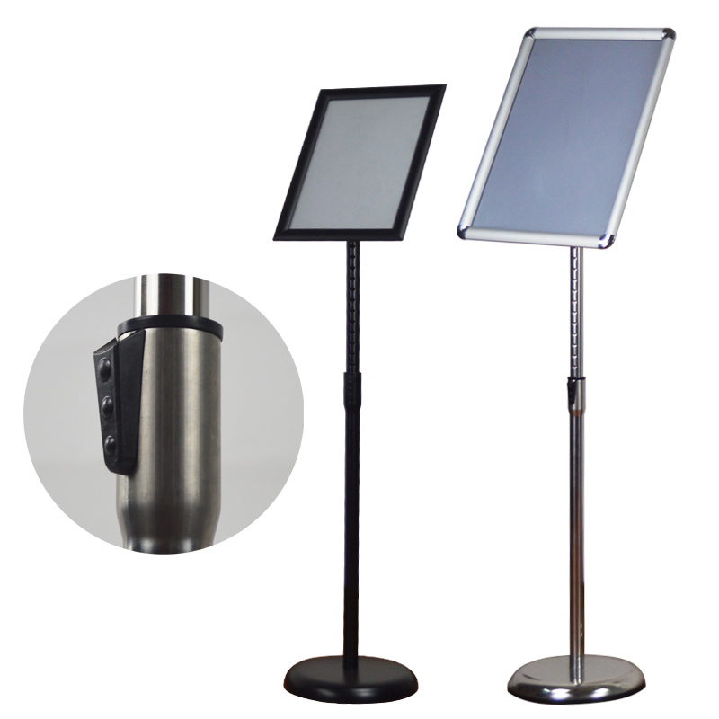 Menu Floor Stand A3 Size Poster Stand
