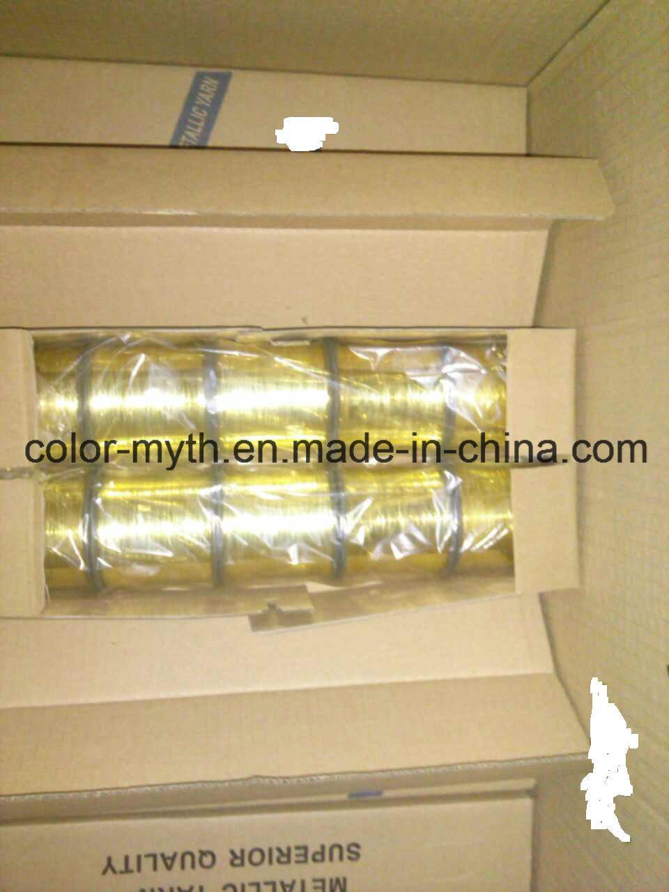 M Type Polyester Metallic Yarn