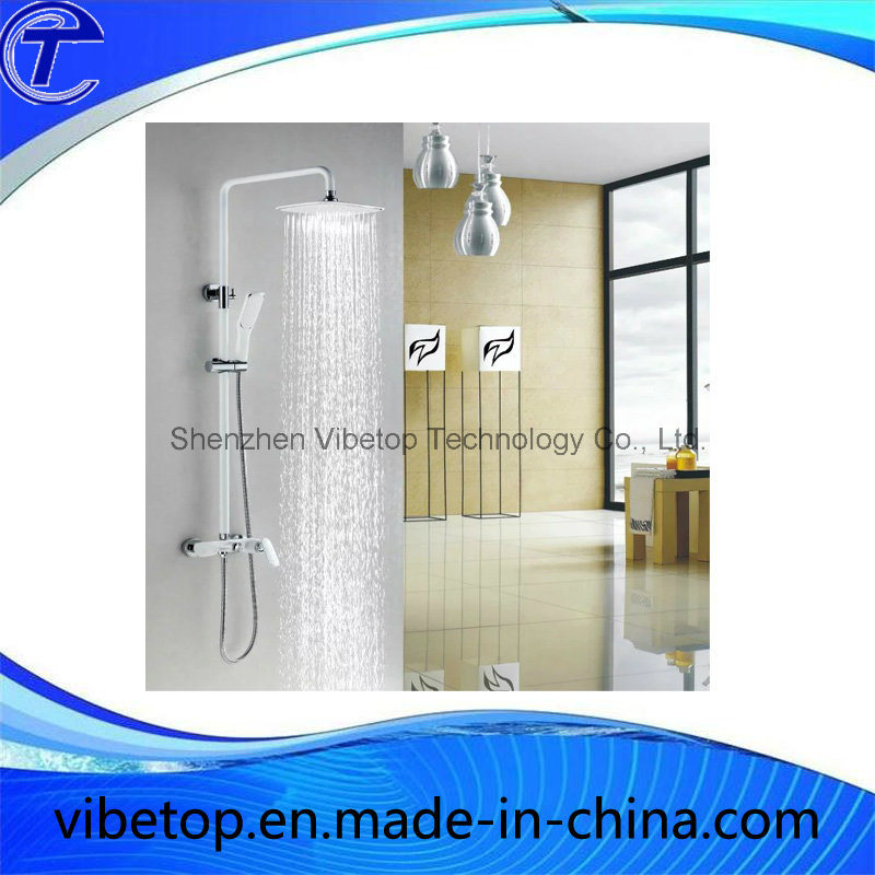 Flexible Durable Bathroom Accessory Shower Set