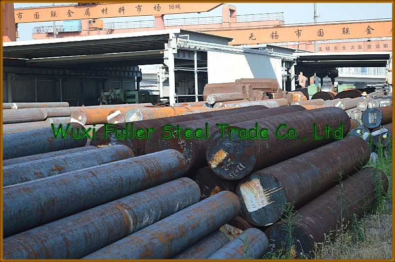 Forged Alloy Steel Bar with 1045 4140 4340 8620 8640