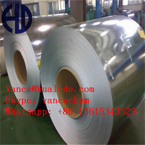 Coated Steel Coil From Factory Manuracturer