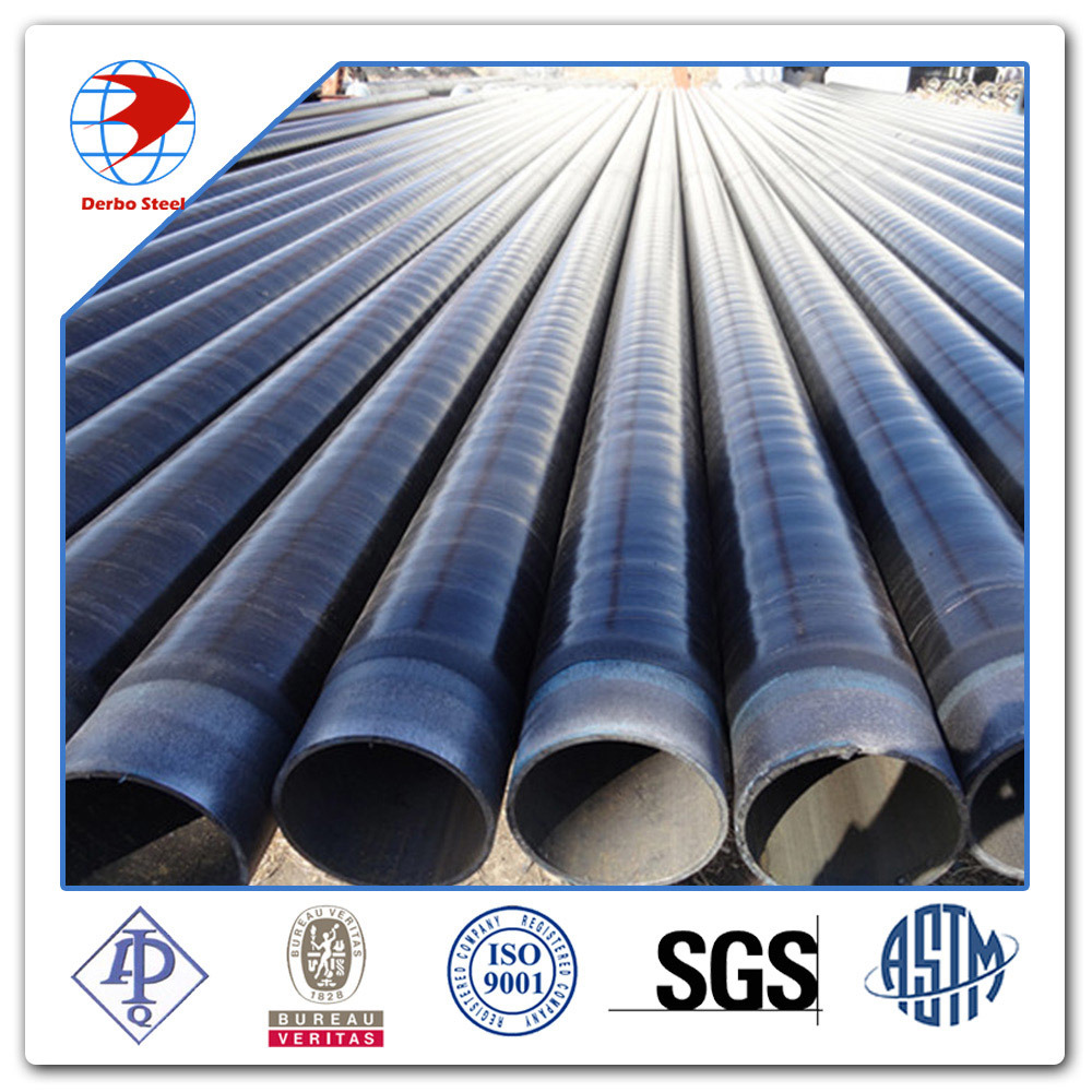 Sch40 A53 API 5L Gr. B Seamless and Welded Carbon Steel Pipe pictures & photos