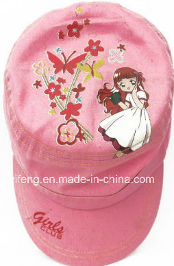 Lovely and Colourful Cartoon Heat Transfer Stickers for Cap