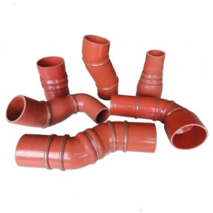 Wire Reinforced Silicone Hose / Customized Silicone Hose / Tubing, ISO Certificated Manufacturer
