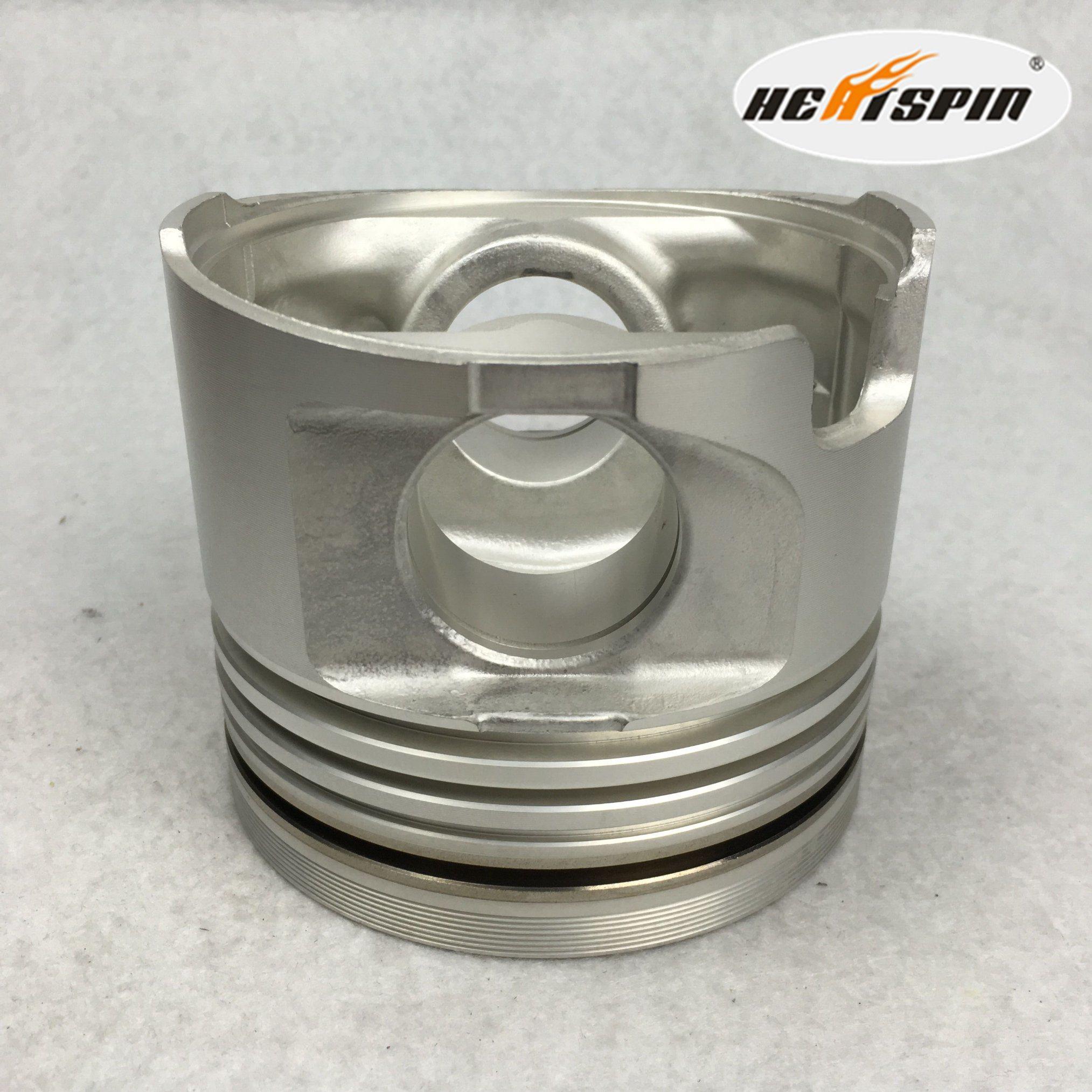 Isuzu 4hf1 Alfin Piston 8-97095-5851/8-97176-6550 with One Year Warranty