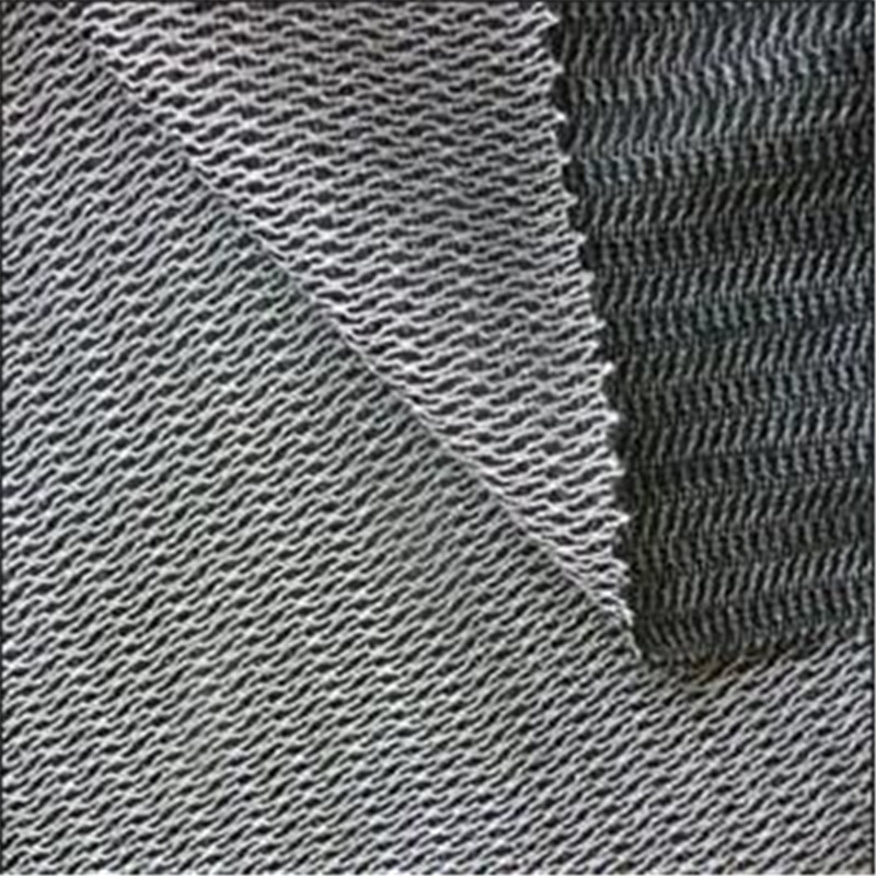 Weft Insert Woven Napping Brushing Interfacing Polyester Interlining for Suit Uniform