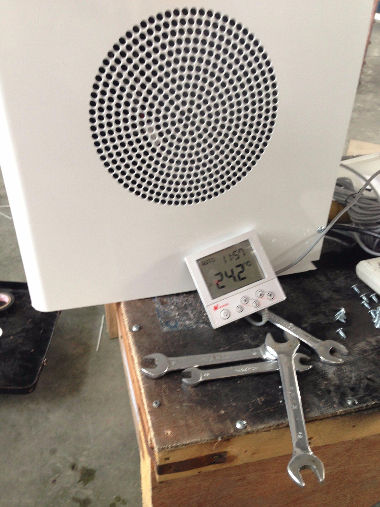 Thermodynamic Solar Heat Pump