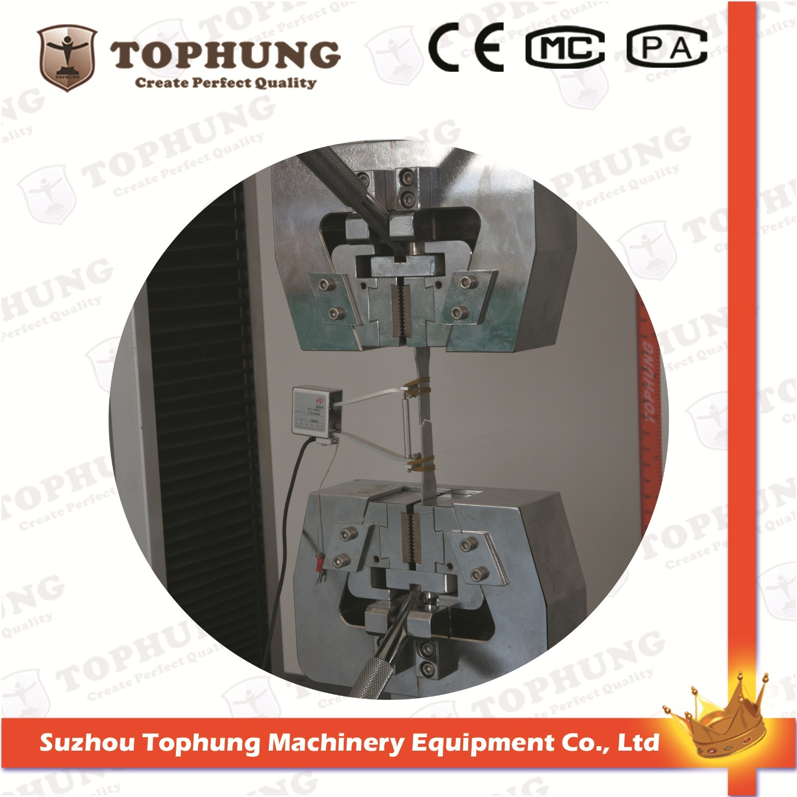30t Universal Materials Tensile Strength Testing Machine