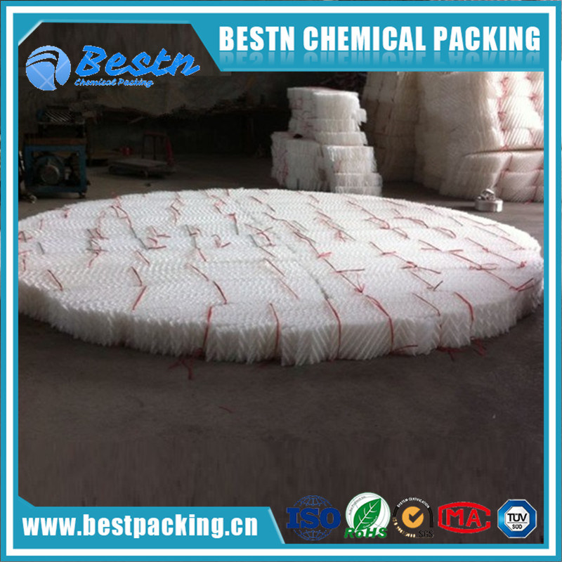 Plastic Structured Packing Fou Absorption System