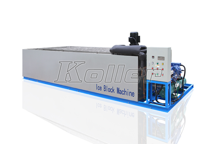 Containerized Block Ice Plant/Machine 5 Ton Per Day