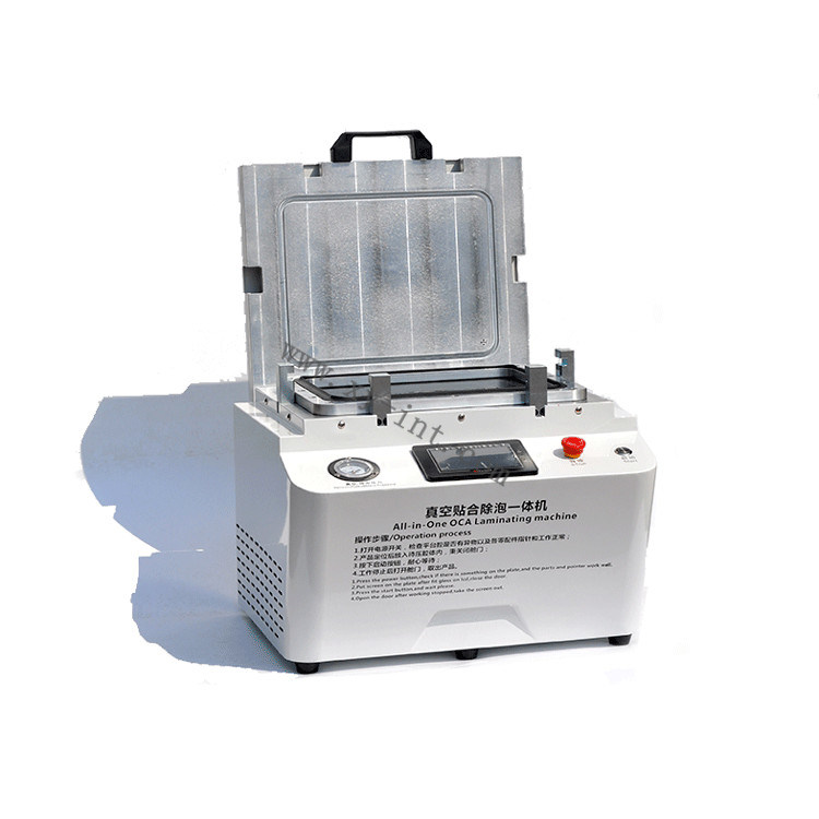 Best Precision LCD Screen Oca Laminating Machine 2 in 1 Laminating and Bubble Remore Machine