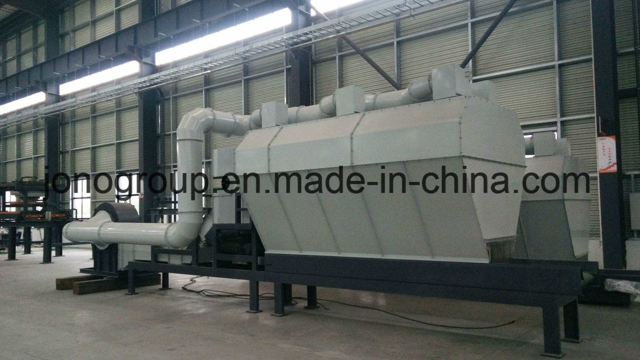 Air Separator for MSW