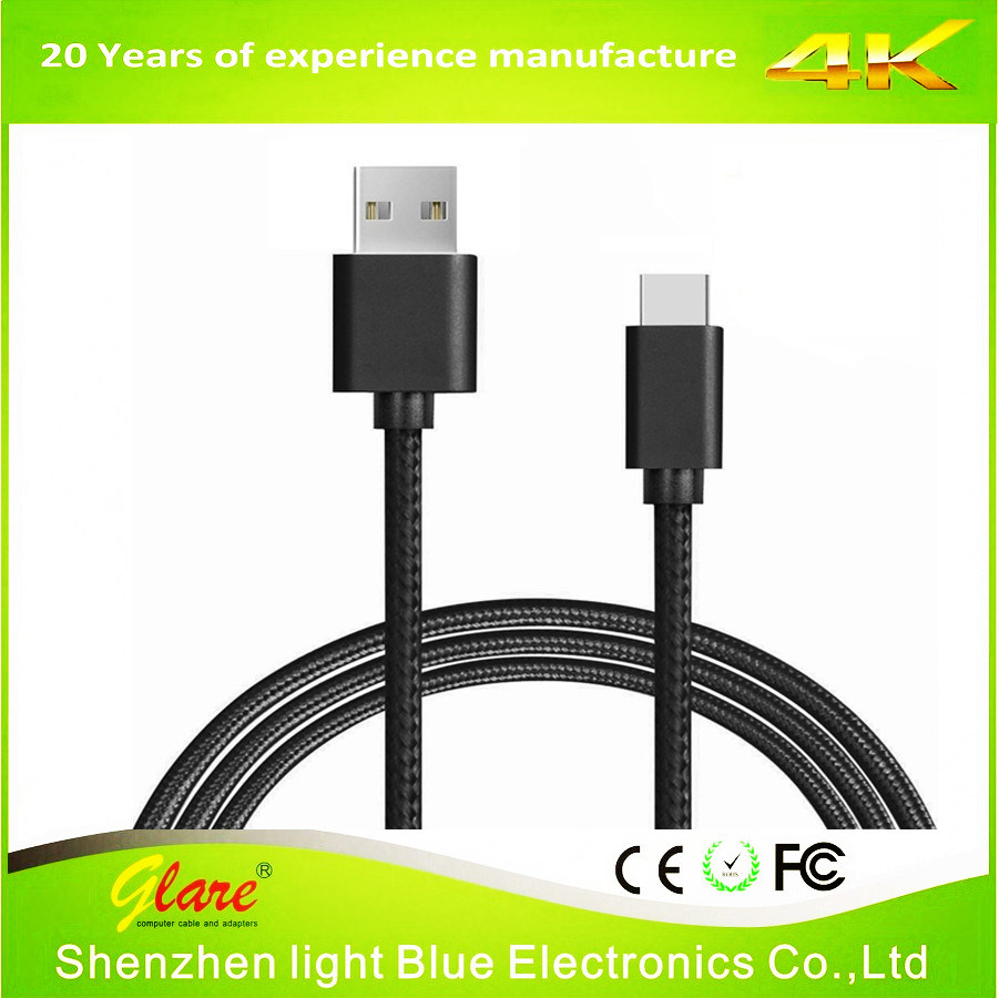 Metal Charging Cable for iPhone Charger USB Cable