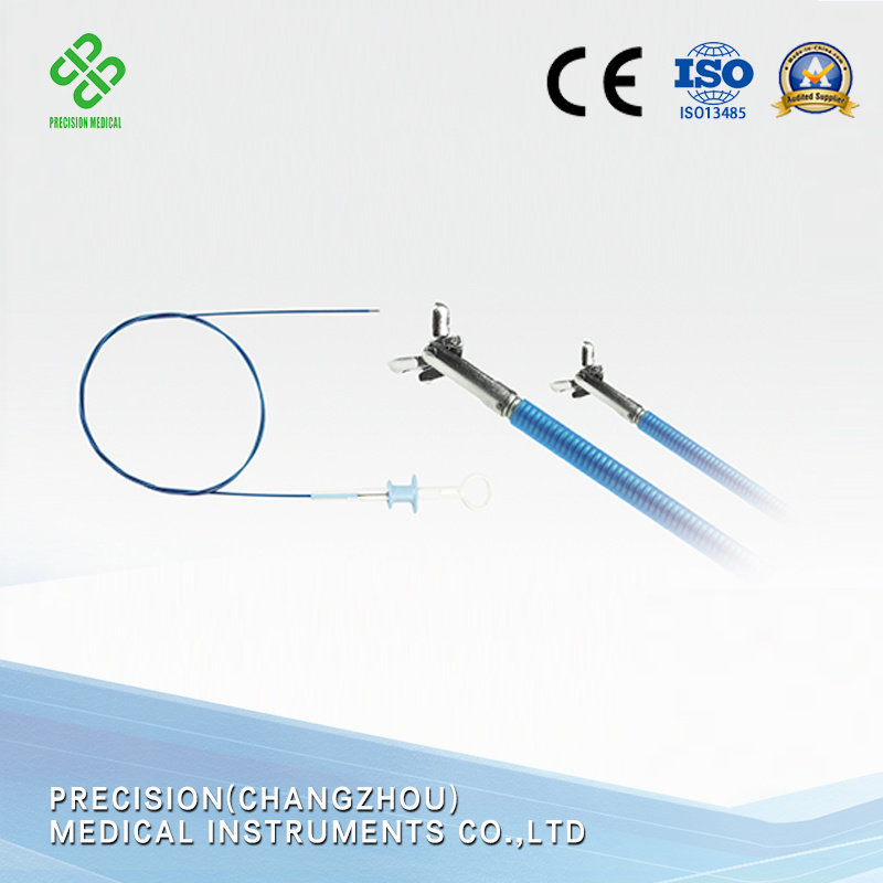 Ce Marked Disposable Endoscopic Biopsy Forceps
