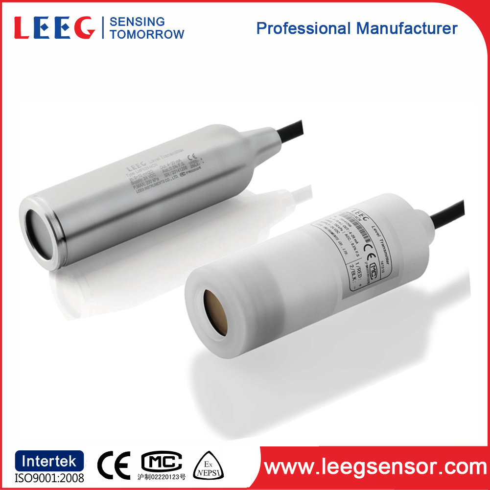Sewage Pressure Level Transducer for High-Viscosity Liquids