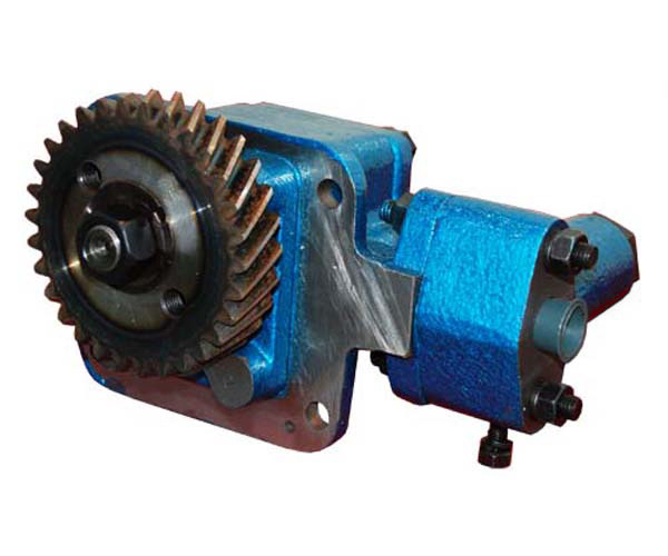 Truck Diesel Engine Body Parts of Oil Pump with High Pressure
