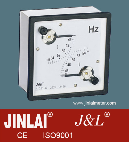 J&L Brand Double Frequency Meter