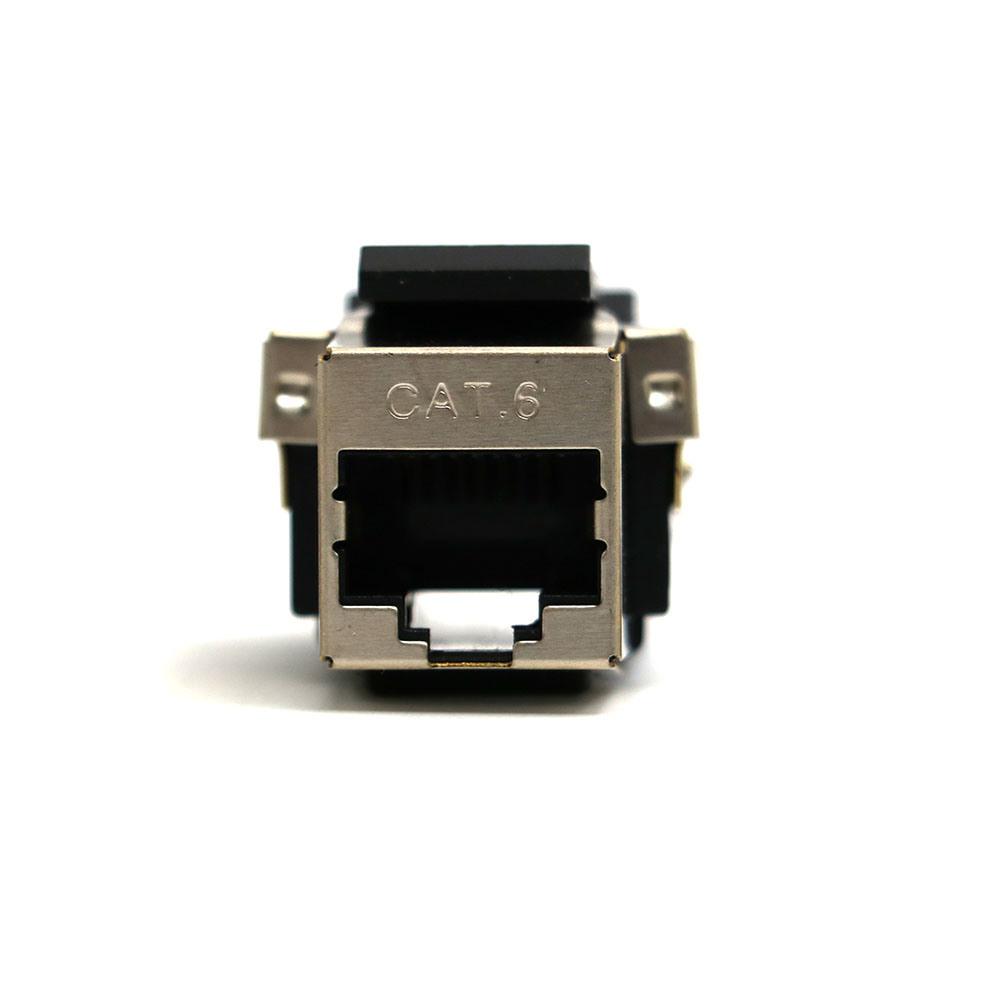 Keystone Jack Module Cat 6 Standard Shielded Keystone Connector